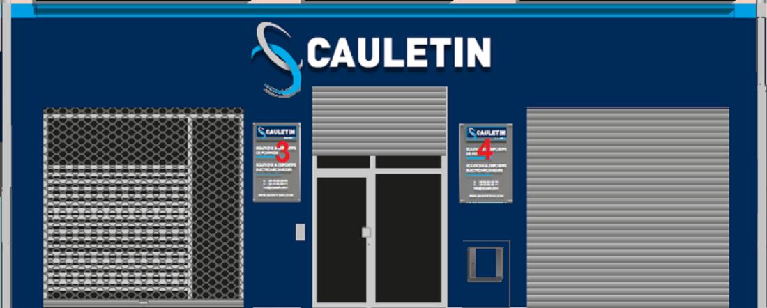 projet cauletin V2 - AMS COMMUNICATION