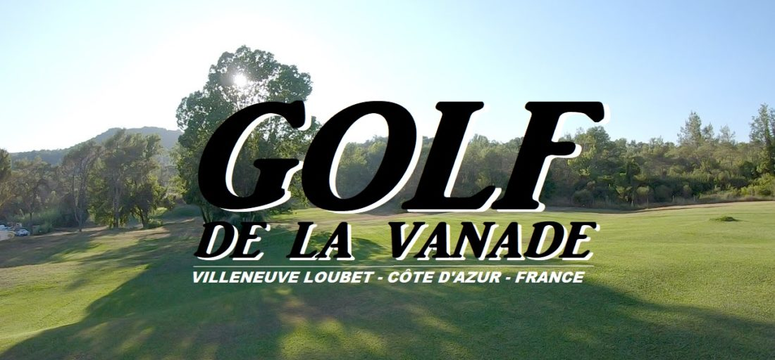 Golf de la Vanade - French Riviera - ©AMS Communication